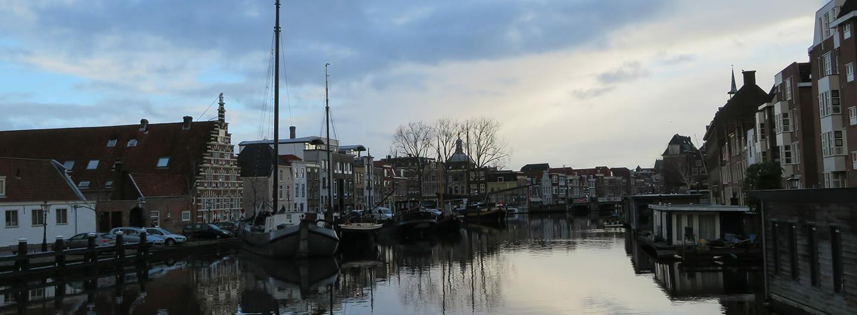 Leiden - Galgewater